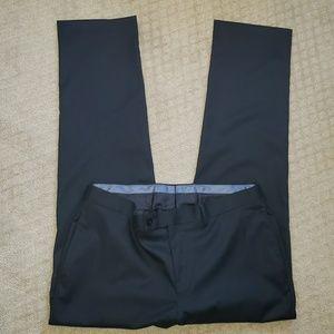 Calvin Klein Dress Pants S. 34/30 Black EUC